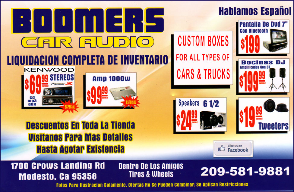 Boomers Car Audio